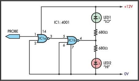 761847 also 1988 Toyota Corolla Electrical Wiring together with Using A Microphone With An Arduino moreover Simple Sw Receiver Schematic also Simple Logic Probe. on bug detector circuit